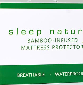 Sleep Natural™ Premium Mattress Protector