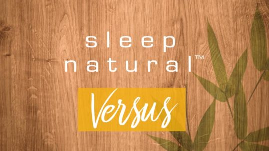 Sleep Natural VS Tempur-Pedic