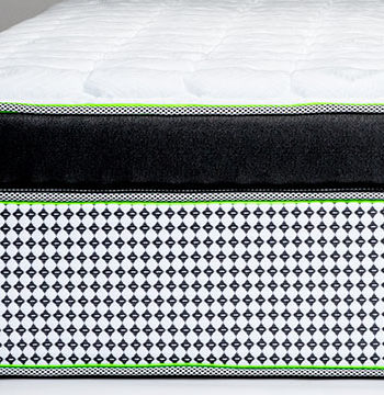 Sleep Natural™ SkyGarden Cushion Firm Eurotop Mattress