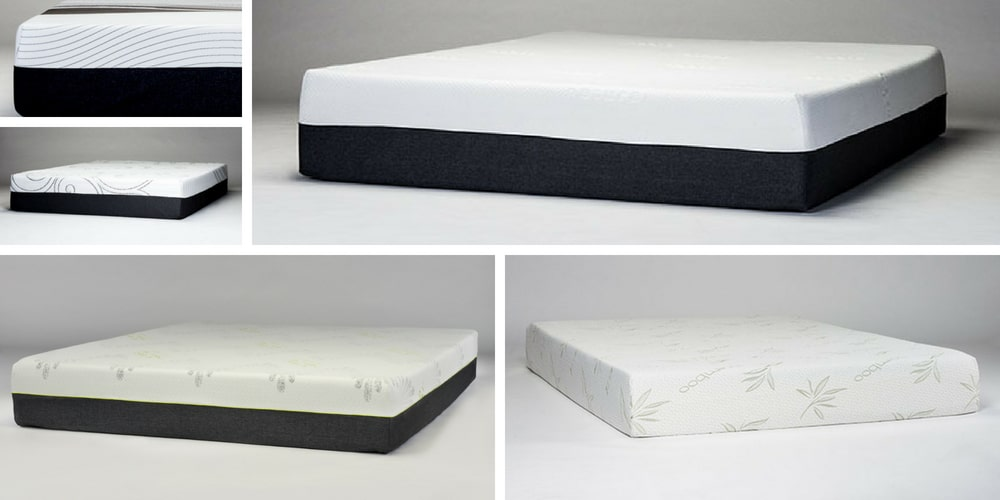 Sleep Natural has five natural memory foam mattress options